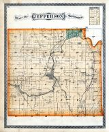 Jefferson Township, Courter, Miami County 1877