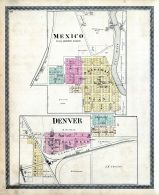 Mexico, Denver, Miami County 1877
