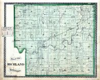 Richland Township, Miami County 1877