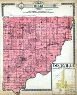 Ripley Township, Beckville, Montgomery County 1917