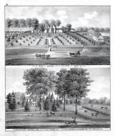 Brewer, Silverwood Farm, Heirs, Parke County 1874