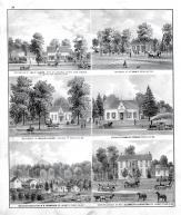 Clark, Price, Elder, Strouse, Thompson, Harrison, Parke County 1874