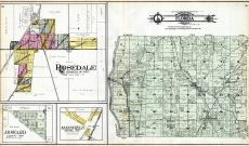 Florida Township, Rosedale, Howard, Mansfield, Parke County 1908