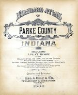 Title Page, Parke County 1908