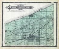 Westchester Township, Chesterton, Porter, Gilbertville, Lakeside, New Stockyard, Porter County 1906