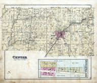 Center, Otter Village, Ripley County 1883