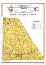 Jackson Township, Ripley and Franklin Counties 1921
