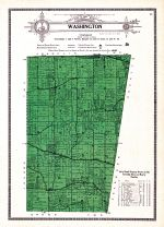Washington Township, Ripley and Franklin Counties 1921