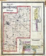 Brandywine Township, Waldron, Freeport, Fairland, Shelby County 1880
