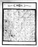 Moral Township, Pleasant View, Brookfield P.O., London P.O., Shelby County 1880 Microfilm