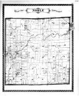 Noble Township, Geneva, St. Paul, Shelby County 1880 Microfilm