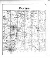 Carter Township, Dale, Marla's Hill, Lincoln City, Spencer County 1879 Microfilm