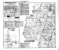 Jackson, Newtonville, Santafee, Gentryville, Wrights Sta., Spencer County 1879 Microfilm