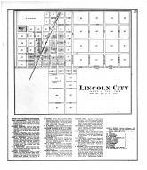 Lincoln City, Spencer County 1879 Microfilm
