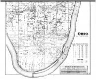 Ohio Township, Patronville, Knob City, Rockport - Below, Spencer County 1879 Microfilm