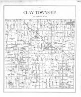 Clay Township, Buffalo, Santa Fee, Clay City, Lamar, Spencer County 1896