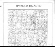 Hammond Township, Newtonville, Grand View, Hatfield, Bloomfield, Lamar, Midway - Above, Spencer County 1896