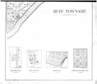 Huff Township, Centerville, New Boston, Maxville, French Island City - Below, Spencer County 1896