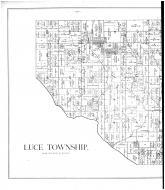 Luce Township, Richland City, Eureka - Left, Spencer County 1896