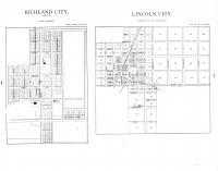 Richland City, Lincoln City, Spencer County 1896