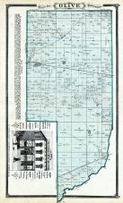 Olive Township, St. Joseph County 1875