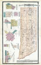 Warren Township, Lakeville, Plainfield, West Troy, North Liberty, Walkerton, Crums Point, Osceola, New Carlisle, St. Joseph County 1875