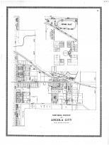 Angola City - North, Steuben County 1912