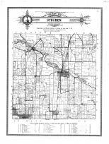 Steuben Township, Ashley, Pleasant Lake, Hudson, Steuben County 1912