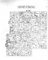Armstrong Township, St. Wendel P.O., Martin, Vanderburgh and Warrick Counties 1899