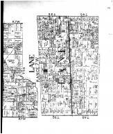 Boon Township - North, Lane Township, Boonville, Deforest, Scalesville - Right, Vanderburgh and Warrick Counties 1899