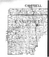 Campbell Township, Owen Township, Millersburgh, Welte, Phelps, Folsomville, Crowville, Creyville - Left, Vanderburgh and Warrick Counties 1899