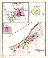 LaFontaine, Mt Vernon, America, Somerset, Wabash County 1875