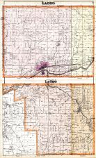 LaGro - North, South, Wabash County 1875