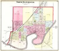 North Manchester, Wabash County 1875
