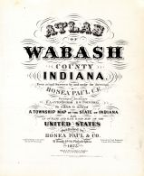 Title Page, Wabash County 1875