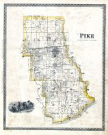 Pike, West Lebanon P.O., Warren County 1877