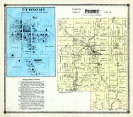 Economy, Perry, Wayne County 1874