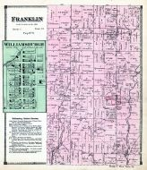 Franklin, Williamsburgh, Wayne County 1874