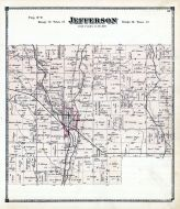 Jefferson, Wayne County 1874