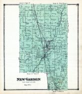 New Garden, Wayne County 1874
