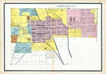 Cambridge City, Wayne County 1893