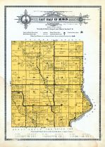 Monon Township - East Half, White County 1920