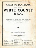 Title Page, White County 1920