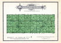Cottage Cove Township - East, Allen County 1921