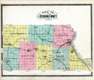 County Map, Atchison County 1903