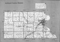 Index Map, Atchison County 1992
