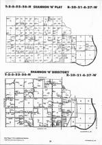 Map Image 004, Atchison County 1992