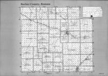 Index Map, Barber County 1992