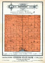 Independent Township, Barton County 1916