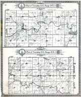 Fulton, Barnesville, Little Osage River, Indian Creek, Bourbon County 1920